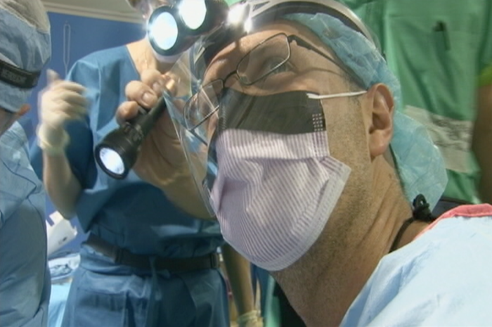 Watch Video: Plastic Surgeon Robert Morin in ABC Nightline's