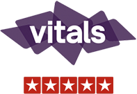 Vitals reviews - 5 stars