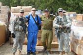 Surgical Mission: Dr. Morin and soldiers