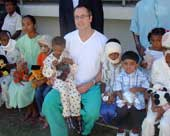 Surgical Mission: Dr. Morin, children's