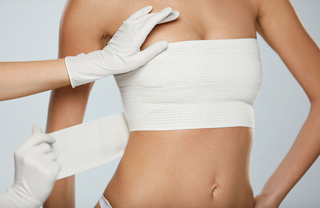 <No-touch>Technique for Breast Augmentation - Dr. Morin